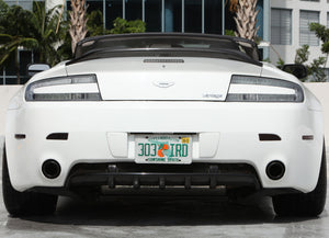 Carbon Fiber Rear Spoiler for Aston Martin Vantage