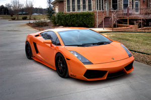 Gallardo/LP CS600 Side Skirts (Carbon Fiber)
