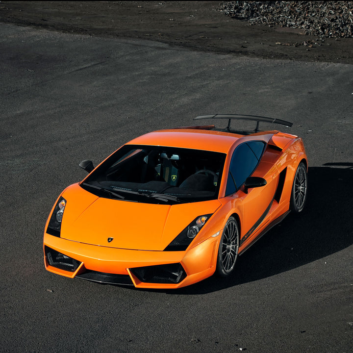 Gallardo LP560 Front Bumper Conversion