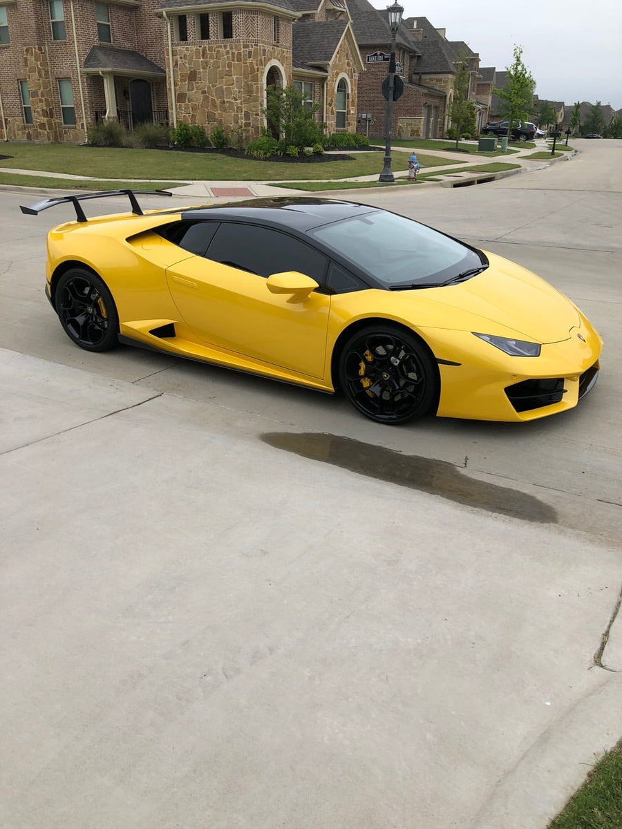 RACING SPORT CONCEPTS LAMBORGHINI HURACAN SIDE SKIRTS
