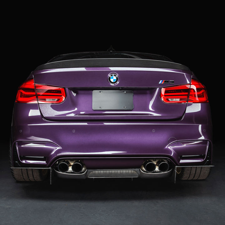 Racing Sport Concepts F80 BMW M3 Carbon fiber rear spoiler