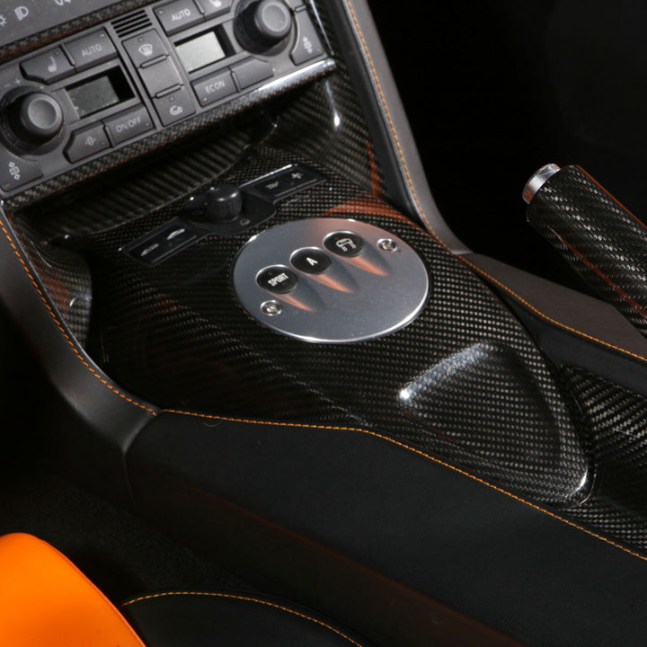 Carbon Fiber Center Console for Lamborghini Gallardo LP550 LP560 LP570