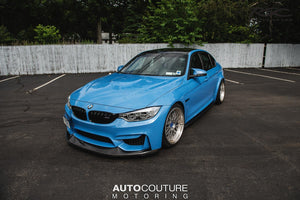 RSC Tuning BMW M3 M4 Front Air Dam Splitter 28