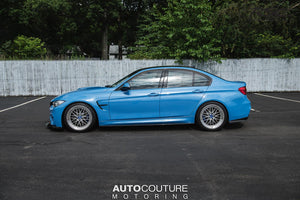 RSC Tuning BMW M3 M4 Front Air Dam Splitter 30