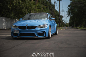RSC Tuning BMW M3 M4 Front Air Dam Splitter 31