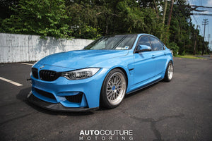 RSC Tuning BMW M3 M4 Front Air Dam Splitter 32