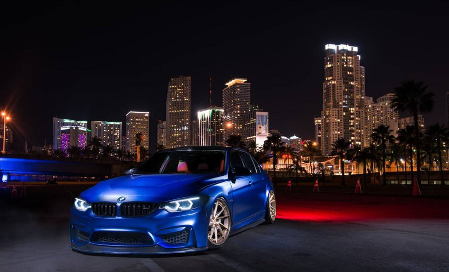 Angel F80 M3 Miami Skyline