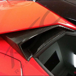 Aventador Side Intake Upper Close Up