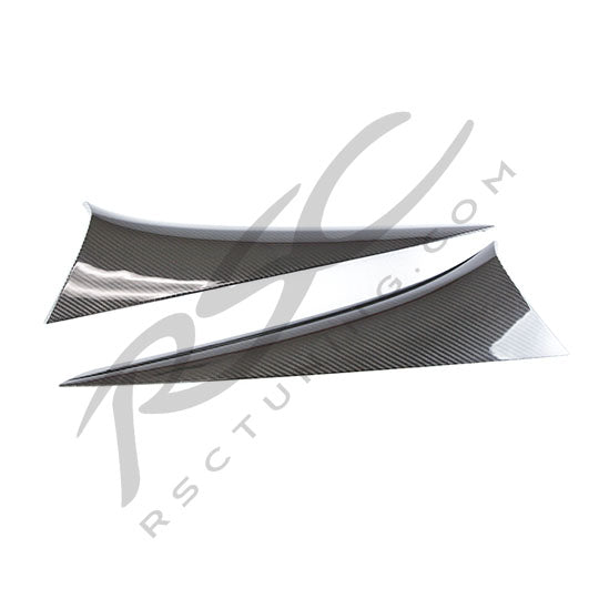 RSC Carbon Fiber Upper Door Panels,RSC Aventador Upper Door Sills