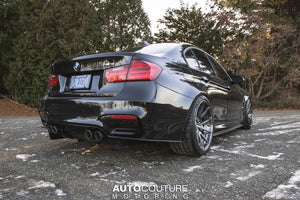 Rear Diffuser for F8X by RSC Tuning