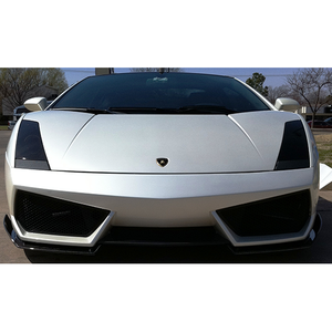LP550/560 Lower Carbon Fiber Front Spoilers