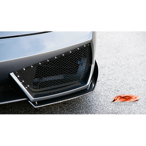 LP550 & LP560 Lower Carbon Fiber Front Spoilers for O.E.M. Bumper