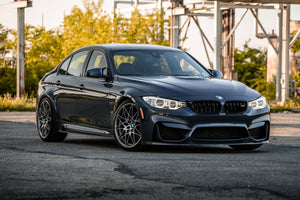 F8X Carbon Fiber Side Skirts for M3 M4 by RSC Tuning