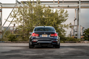 F8X BMW M3 & M4 Rear Diffuser by RSC Tuning