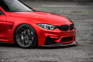 RSC Tuning BMW M3 M4 Front Air Dam Splitter 15