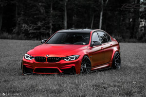 RSC Tuning BMW M3 M4 Front Air Dam Splitter 19