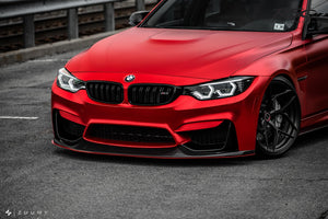 RSC Tuning BMW M3 M4 Front Air Dam Splitter 24