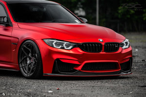 RSC Tuning BMW M3 M4 Front Air Dam Splitter 14