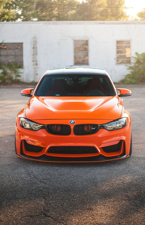 BMW M3 M4 Carbon Fiber Front Air Dam by RSC Tuning