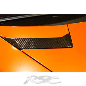 CS700 Lamborghini Aventador Carbon Fiber Hood Air Vents 1
