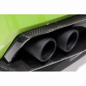 RSC LP570 Style Exhaust Tip (Black/Polished/Ceramic )
