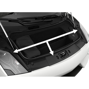 LP 550/560/570 3-Piece Carbon Fiber Trunk Kit