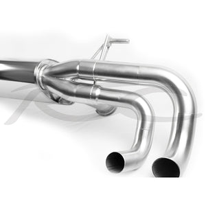 RSC R8 V10 Exhaust System Exhaust Tips