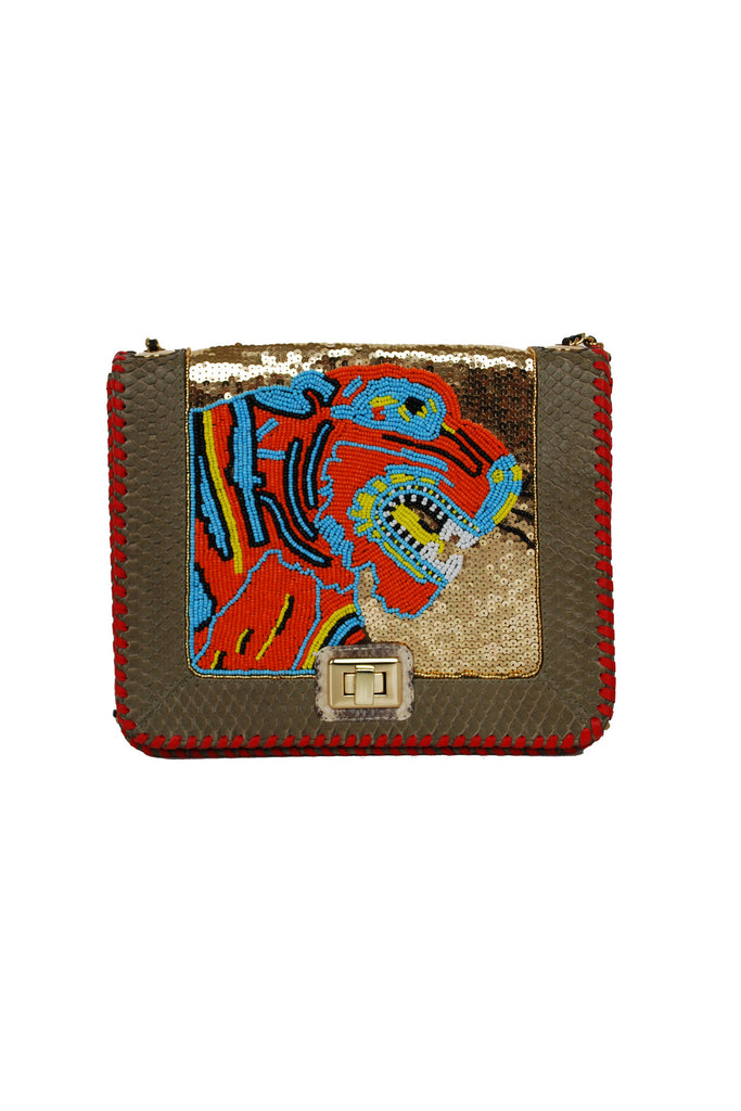 Satchels - ANGEL JACKSON- handbags for all night disco adventures