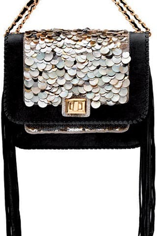 MUTIARA SATCHEL IN BLACK
