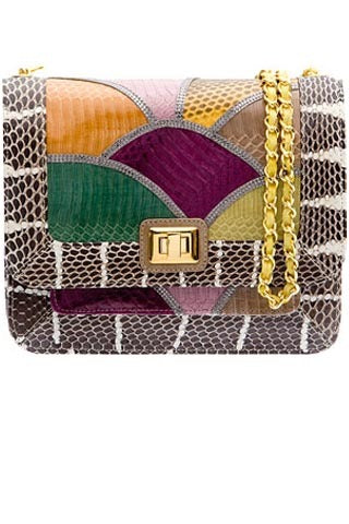 GOSSIP GIRL PURSE by BRITISH DESIGNER ANGEL JACKSON