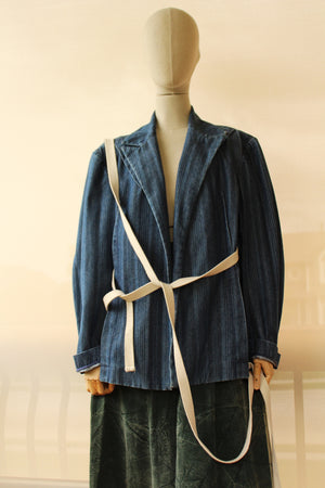 1990's RONALDO FRAGA Denim Blazer
