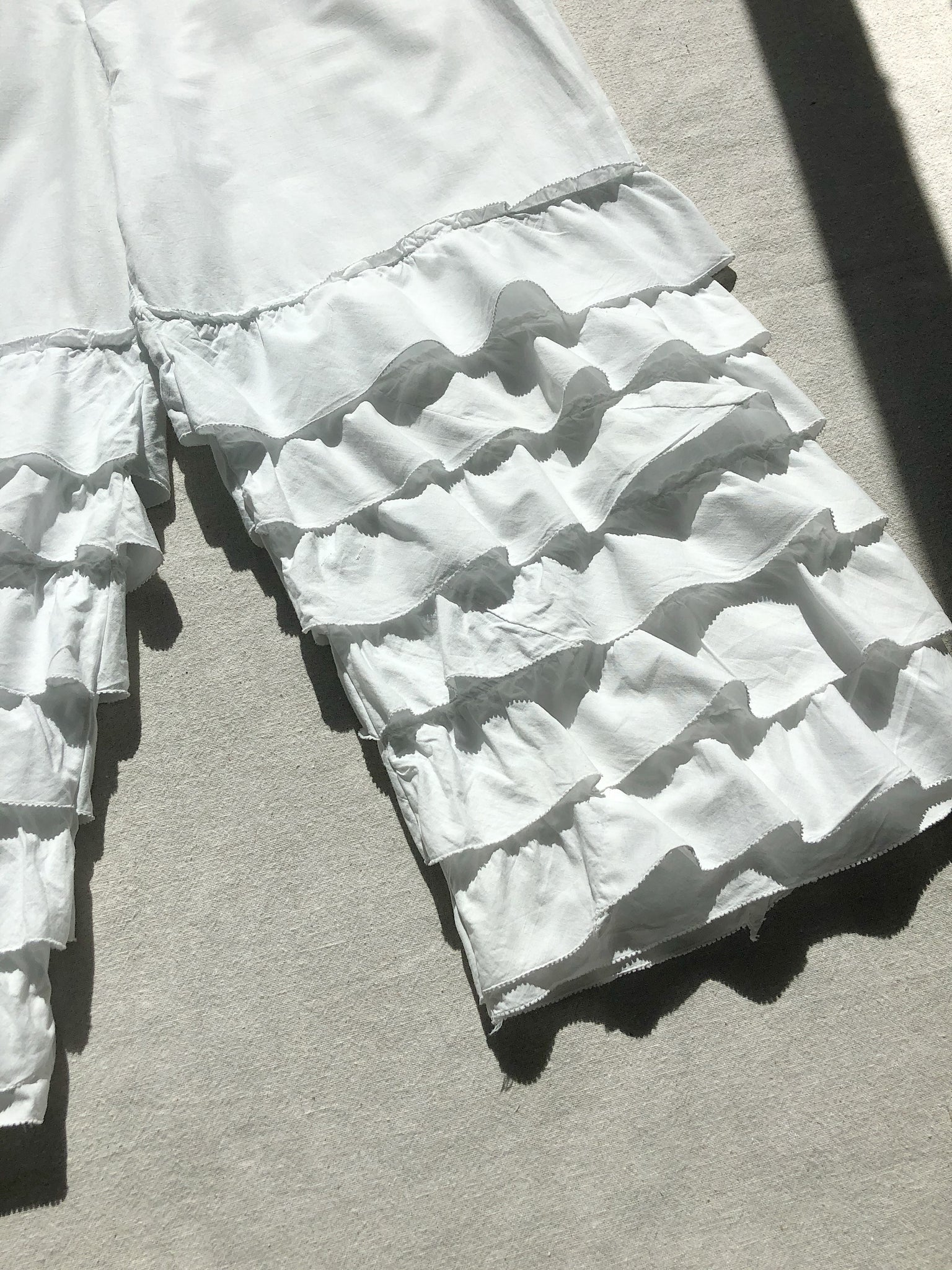 Ruffled Pierrot Pants