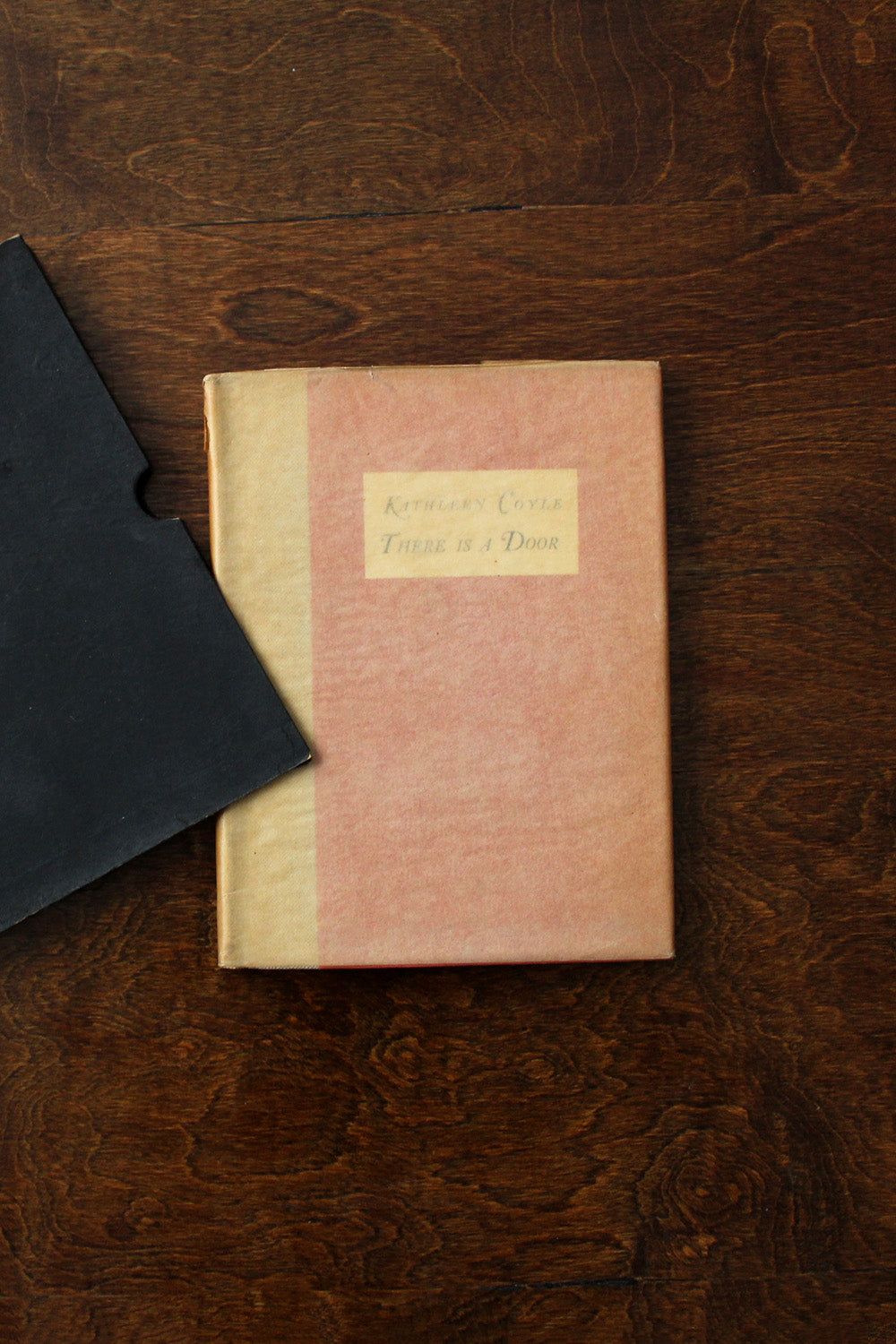 "1931 ""There is a Door"" by Kathleen Coyle 