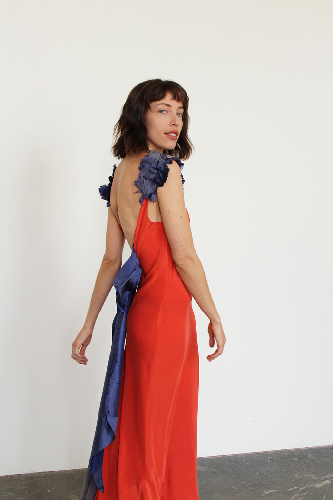 FLAMELLE Gown