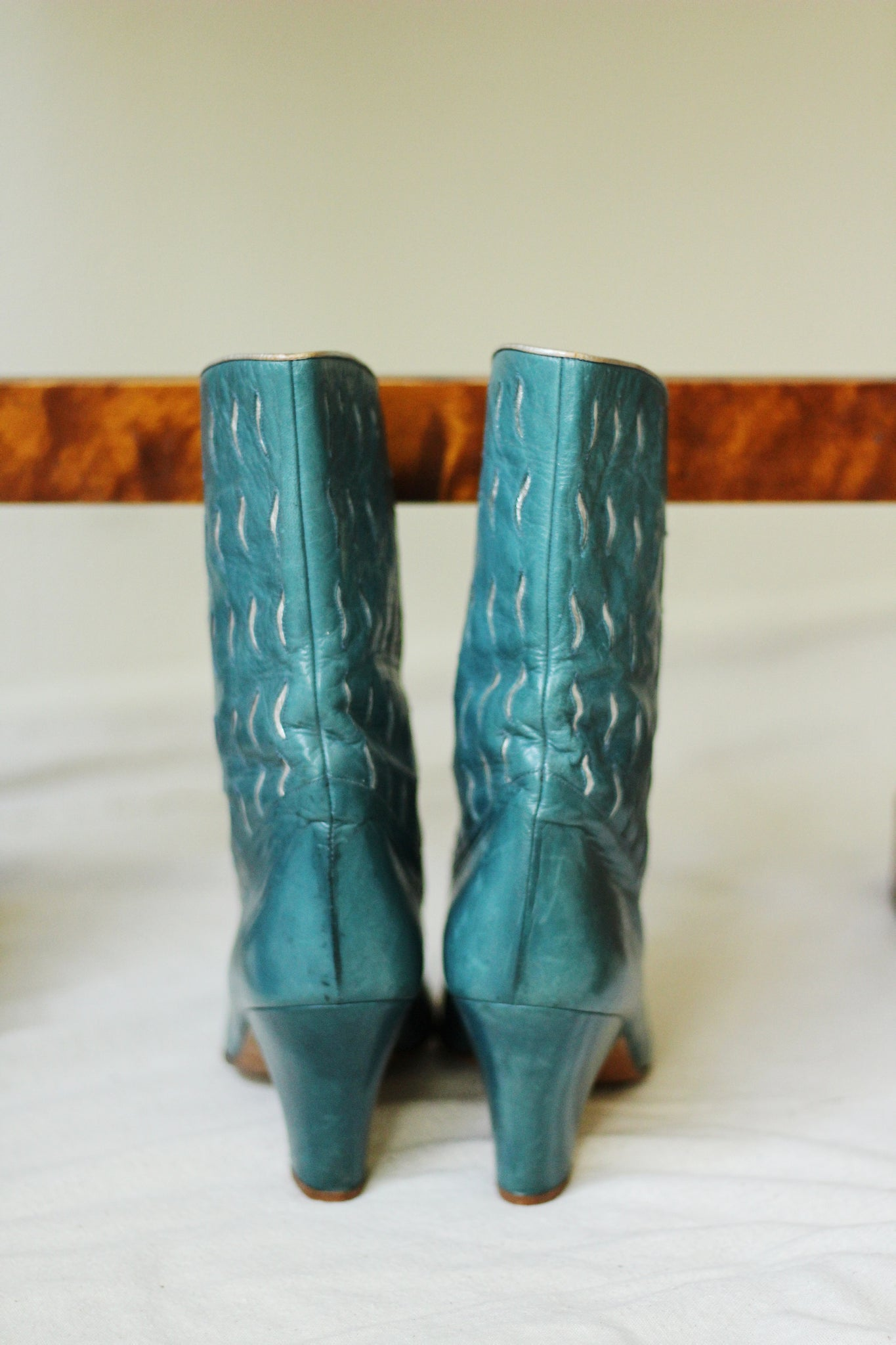 1980's MAUD FRIZON Ankle Boots