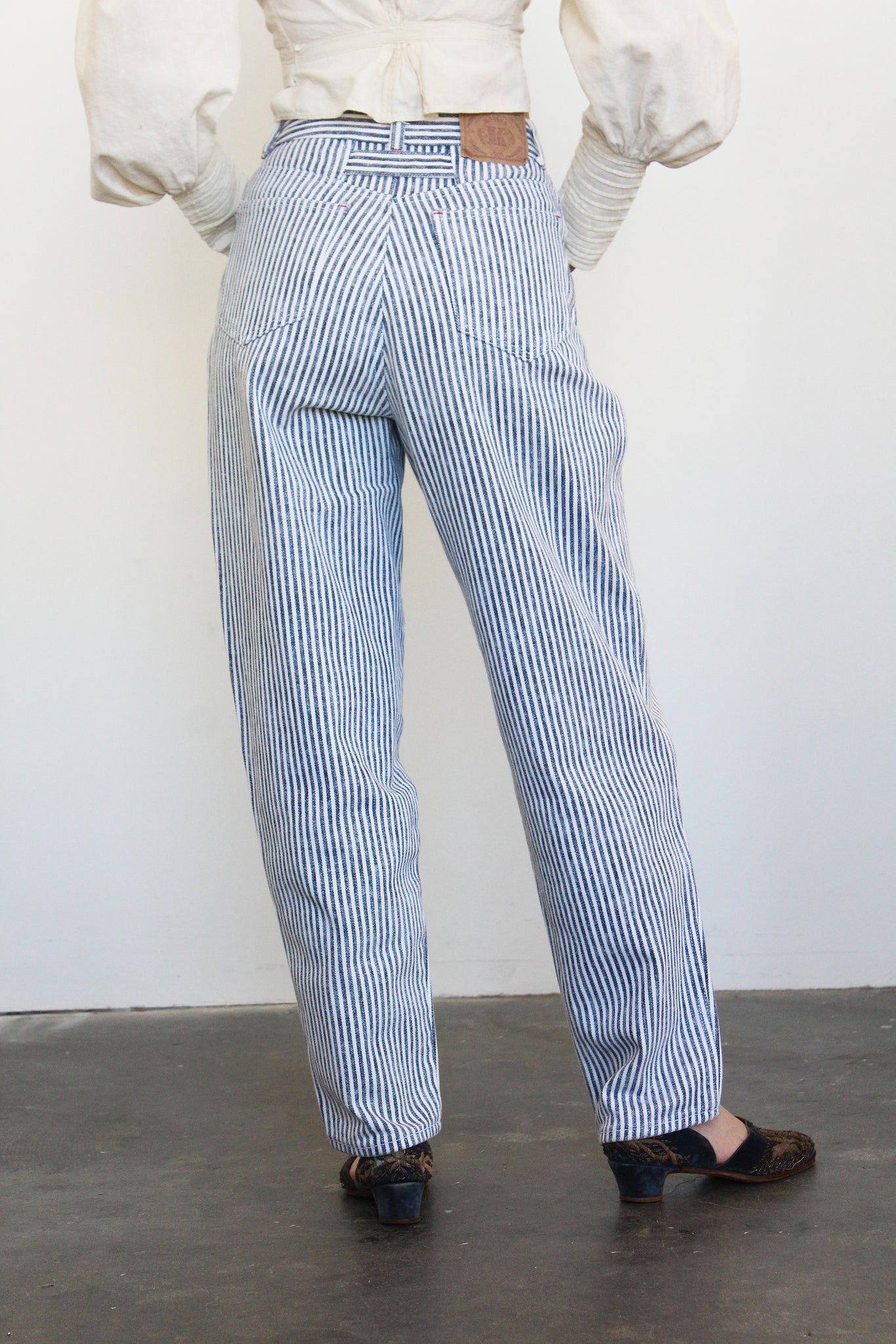 1980's Tromping Jeans