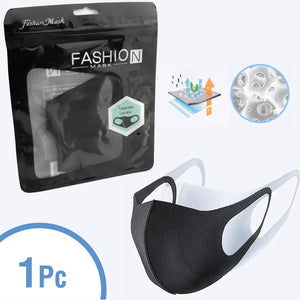 1 PC Fashion Mask, Reusable and Washable (FZ/T73049-2014 Certified)