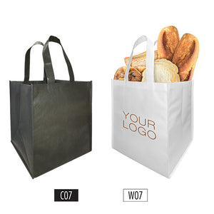 "Bakery Box Size Non-Woven Bag 11""W x 11""D x 13""H - 80gsm"