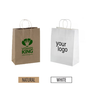 "Eco-friendly Paper Bag 10"" x 5"" x 13"" - Item #SKPB_100513"