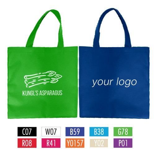 "Best Value Non-Woven Bag 15"" W x 16"" H - 80gsm"