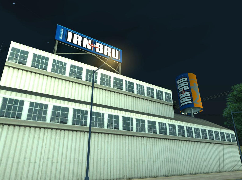 Storm the Irn Bru factory!!!