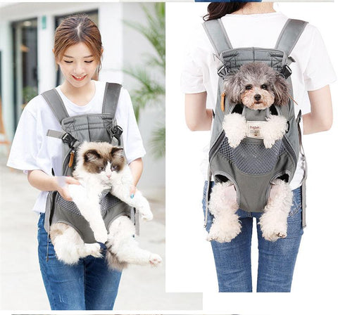 front carrier for dogs and cats
