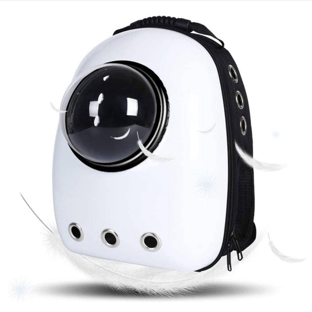 Astronaut Space Capsule Cat Carrier Backpack - Baxter's Petshop