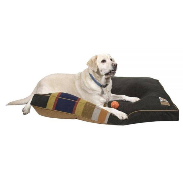 Pendleton Badlands National Park Pillow Dog Bed with Removable Cover