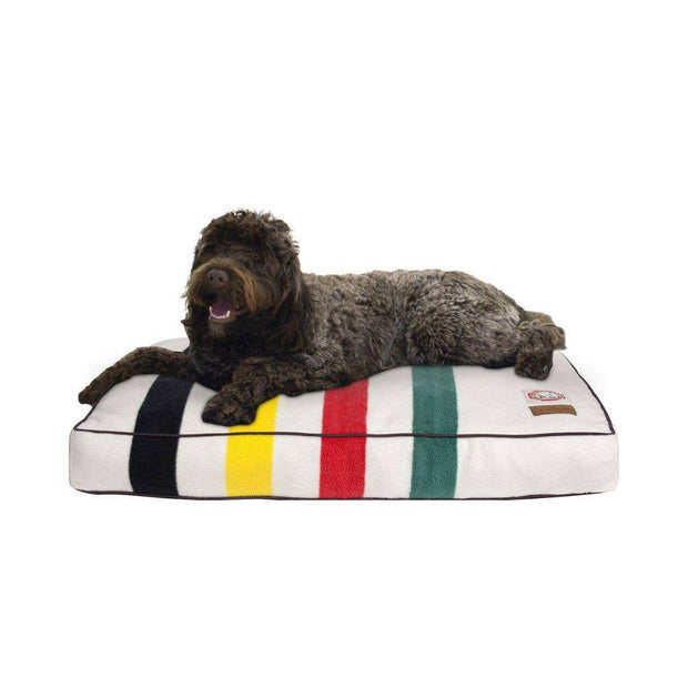 Pendleton Glacier National Park Pillow Dog Bed with Removable Cover