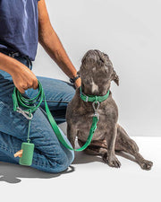 Waterproof Leather Dog Leash-dog leash-Baxter & Bella