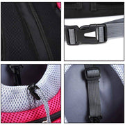 Dog Carrier Mesh Chest Bag-pet carrier-Baxter & Bella