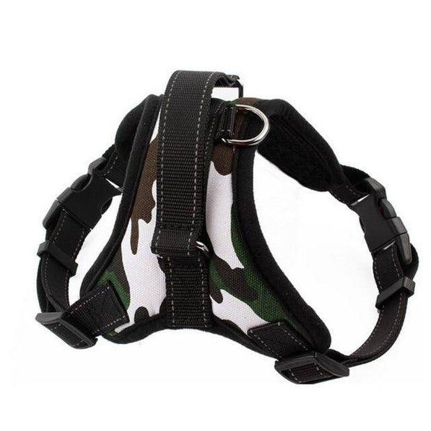 Adjustable No Pull Dog Harness Vest-harness-Baxter & Bella