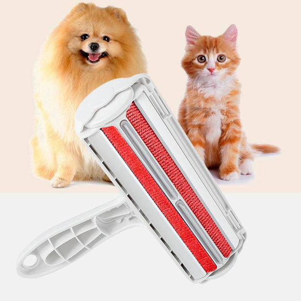 Furaway™ Pet Hair Remover Roller 2 -Way-pet hair remover-Baxter & Bella