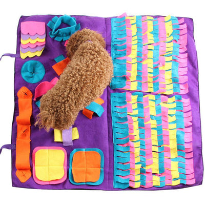 SniffSnuff Master Snuffle Mat for Dogs-dog toy-Baxter & Bella